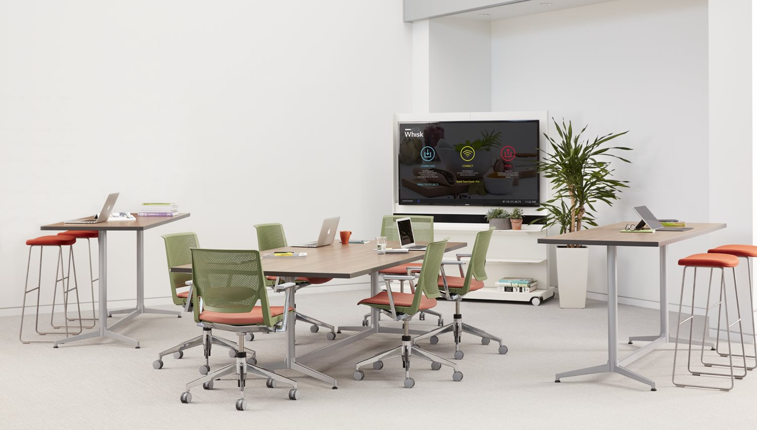 Haworth Jive Table Pear Workspace Solutions - Haworth conference table